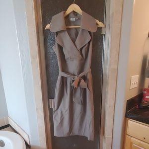 Worthington Belted Dress